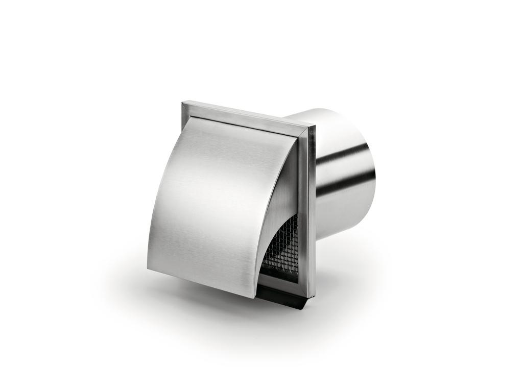 E-Jal Blow 150 Außenjalousie, Edelstahl, Ø 150 a mm