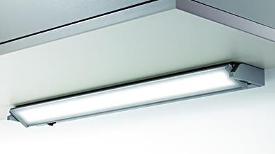 Giro-S LED, Unterboden-/Nischenleuchte, L 1210 mm, 21 W