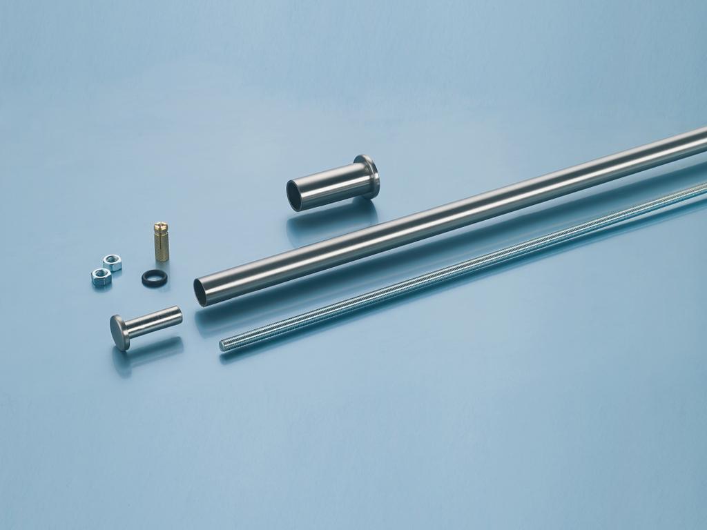 Varia, Baldachinsystem, L 1050 mm, max. Abhängehöhe 1010 mm