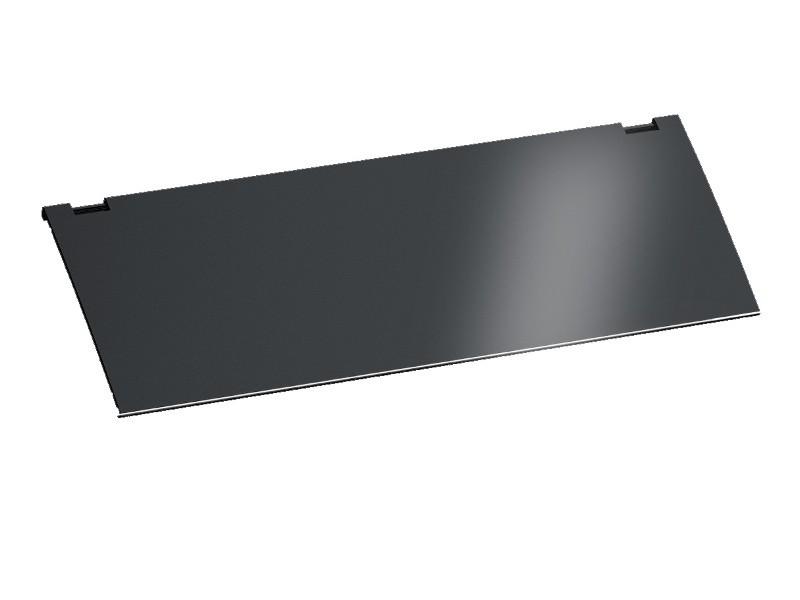 BACHMANN KAPSA,  2 Steckdosen, 1 USB-Doppelcharger, Deckel schwarz