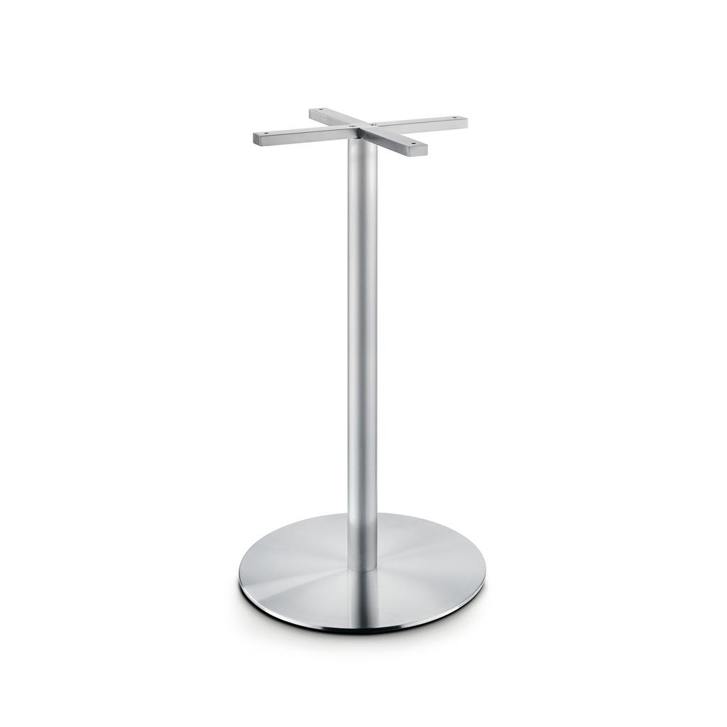 Gliera S/R, Tisch, Edelstahl