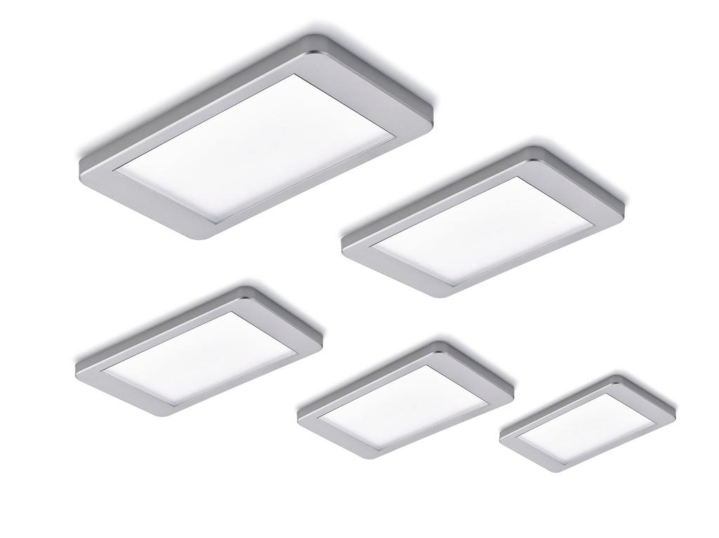 Hull Farbwechsel LED, Unterboden-/Nischenleuchte, Set-5