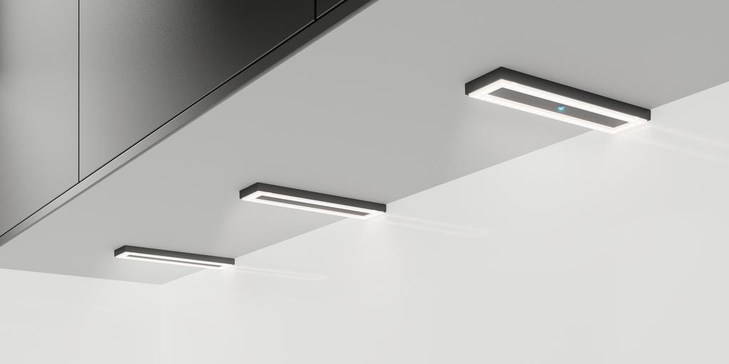 Muro LED, Unterboden-/Nischenleuchte, Einzelleuchte, ohne Schalter