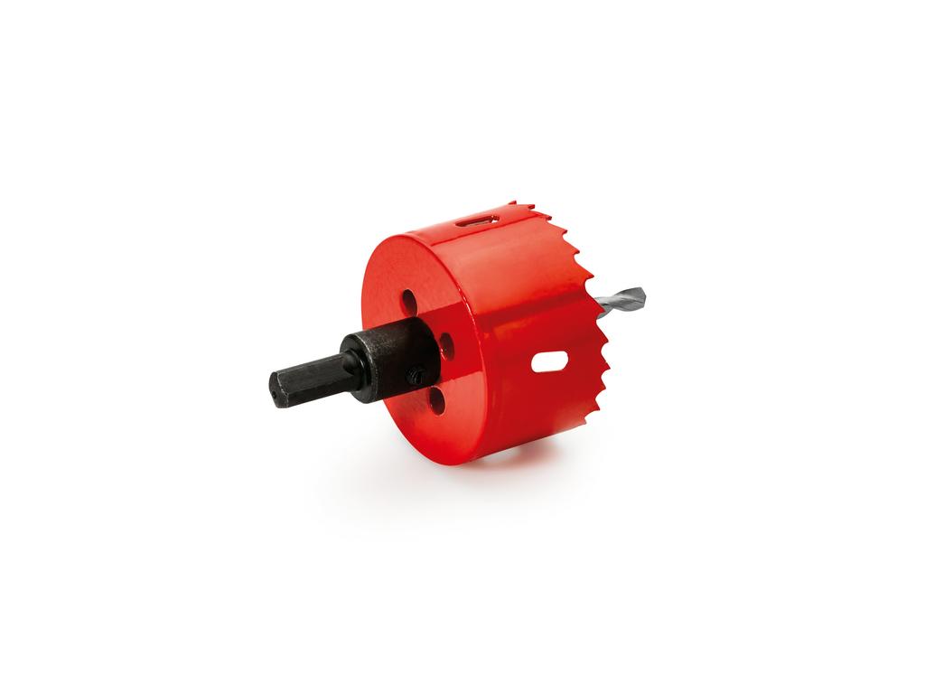 Lochsäge / Bohrer für Steckdosen Twist und Duplex Ø 105 mm