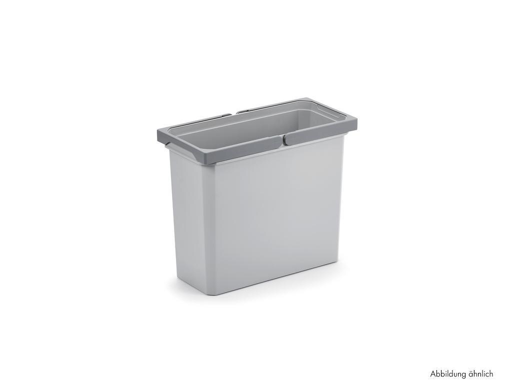 Ersatzeimer, anthrazit, 16 Liter
