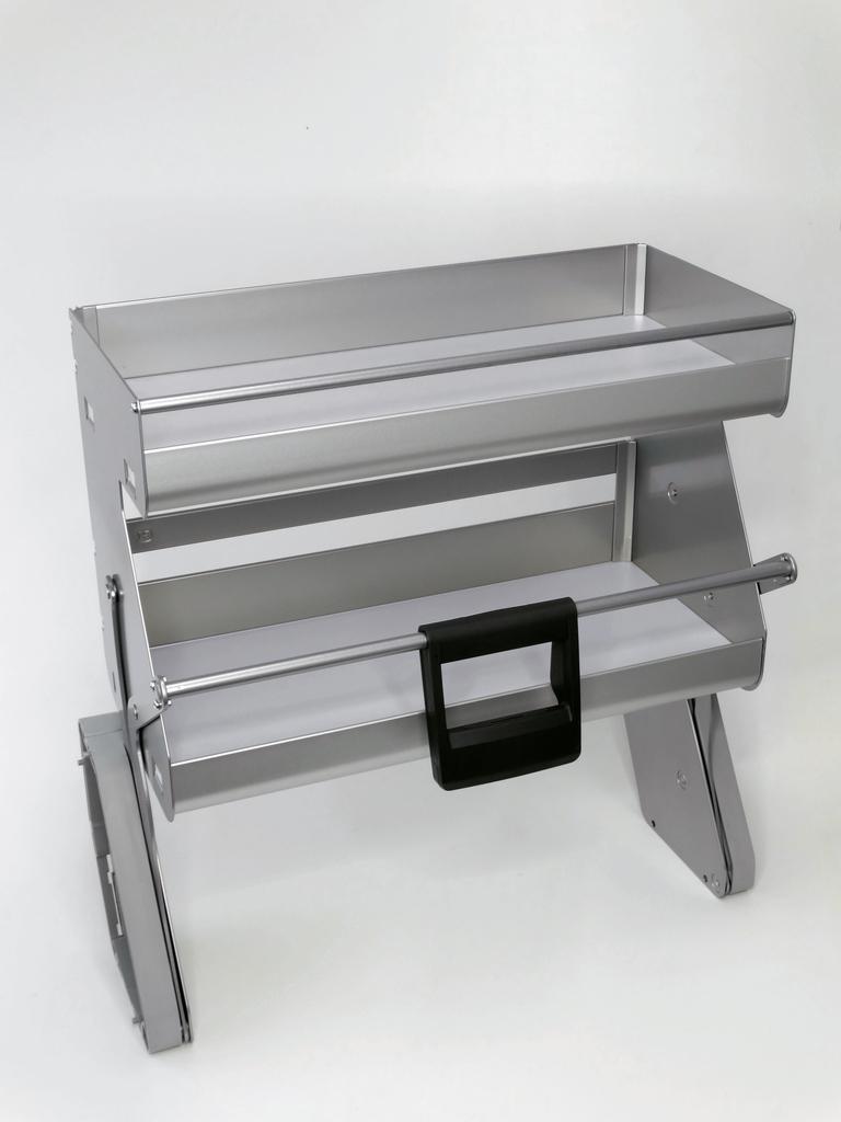 iMove-Set Double Tray, Liftbeschlag, für 600er Schrank, B 562 mm