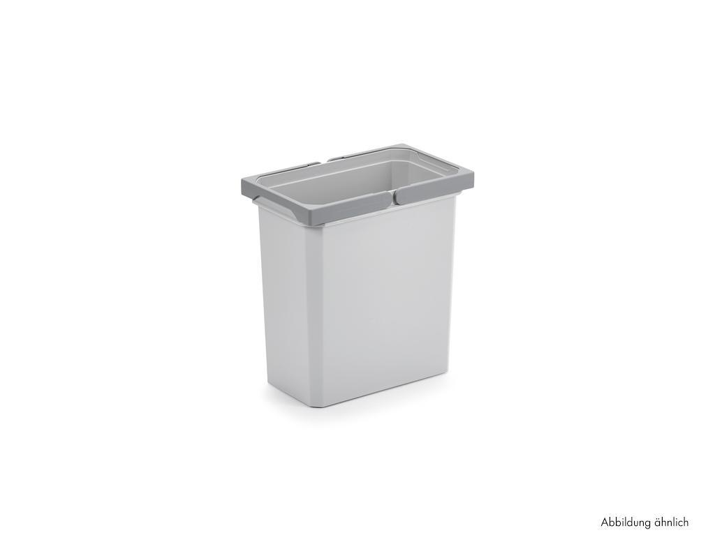 Ersatzeimer, Abfallsammler für Frontauszüge, anthrazit, 12 Liter