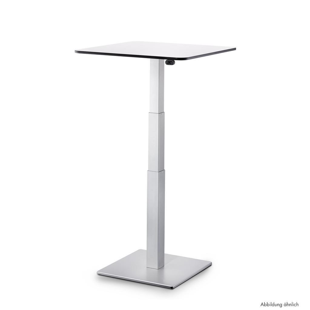 Gliera EHV 1, Tisch, inkl. Bodenplatte 650 x 650 mm