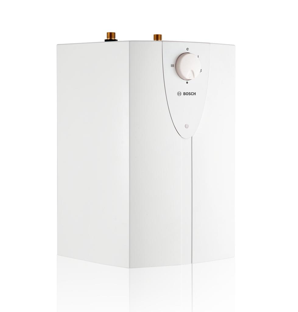 Untertischgerät TR 1500, Warmwasserspeicher, weiß