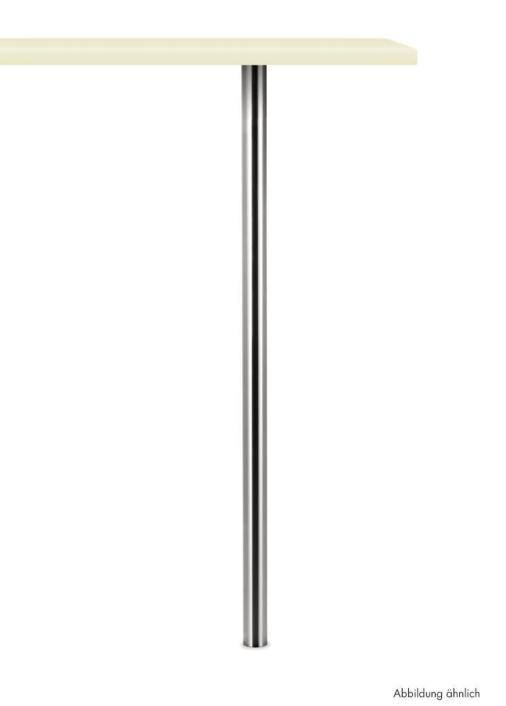 Colonna, Stützfuß, Edelstahl, H 1105 mm