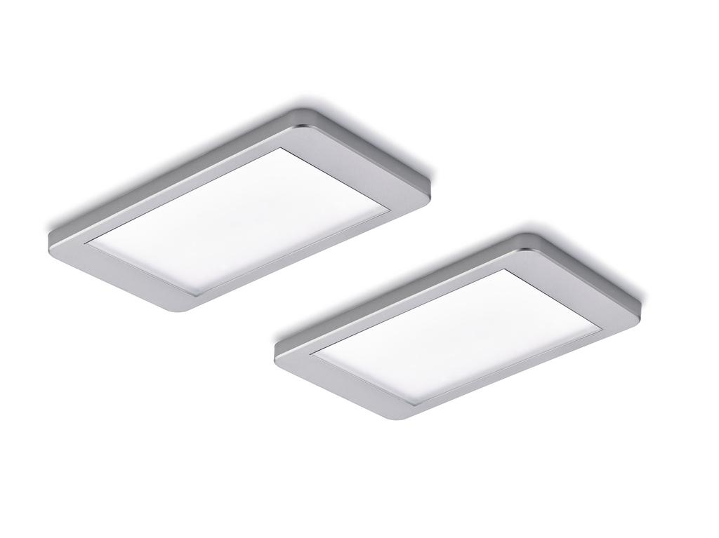 Hull Farbwechsel LED, Unterboden-/Nischenleuchte, Set-2