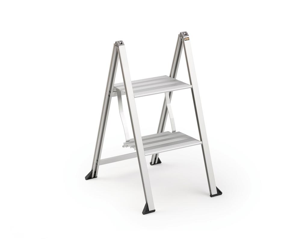 Mini-Step, Küchenleiter, Aluminium