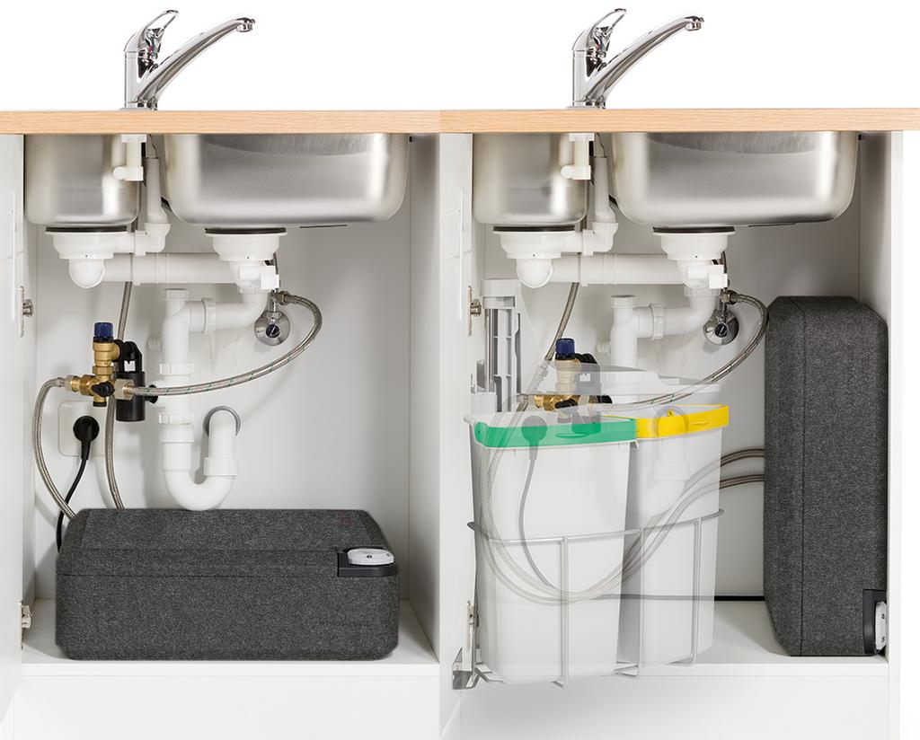 Modesto® 10-Liter Speicher, Warmwasserspeicher, für Anschluss in DE, AT, LU