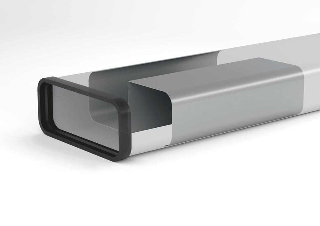 SF-VRO 150 Stützsteg, Abluftzubehör, verzinkter Stahl, L 300 mm