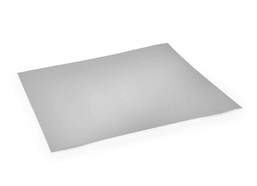 Antirutschmatte 1, Schrankausstattung, für 600er Schrank, B 550, T 500 mm