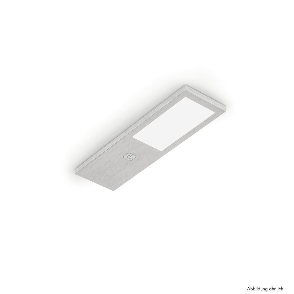 Livello LED, Unterboden-/Nischenleuchte, Set-3, alufarbig