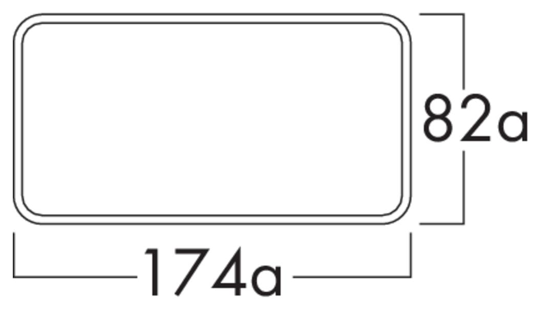125 Maueranschlussstutzen 2, Verbindungselement, weiß