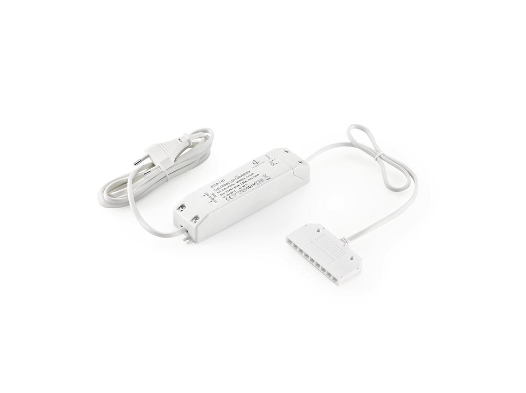 LED Konverter 2430, weiß