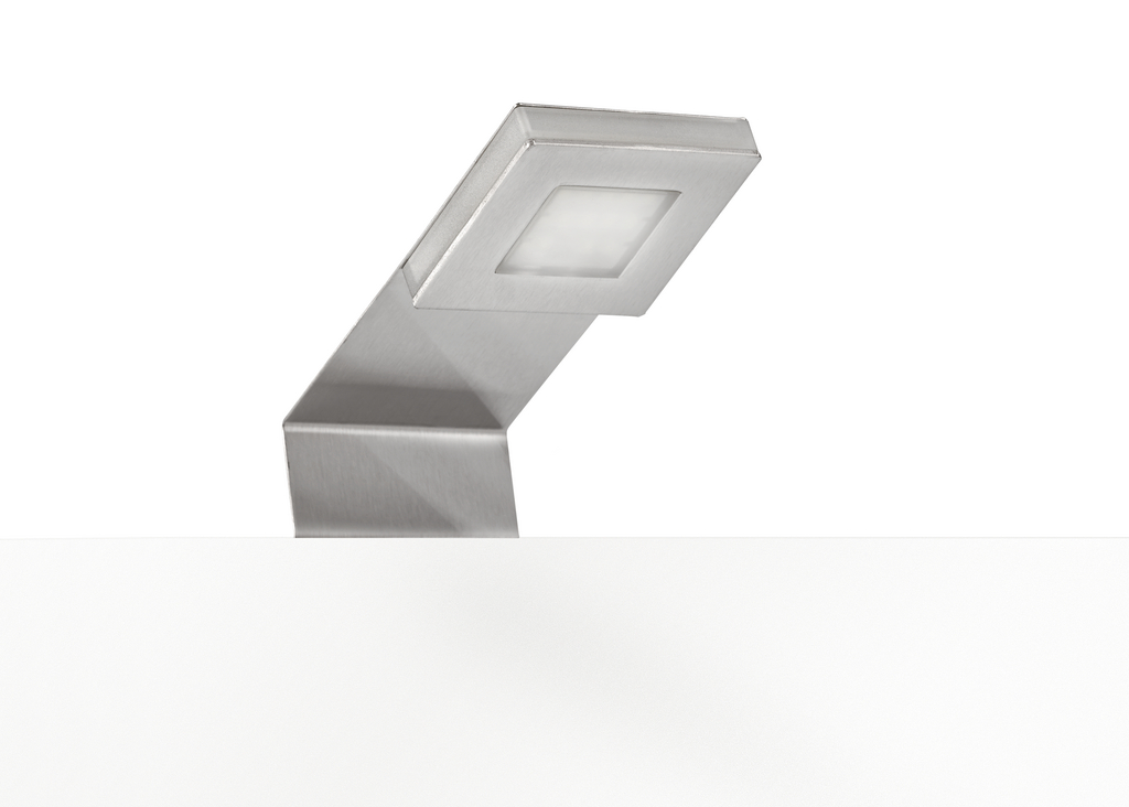 Jarl LED, Decken-/Oberboden-/Kücheninselleuchte, Edelstahl