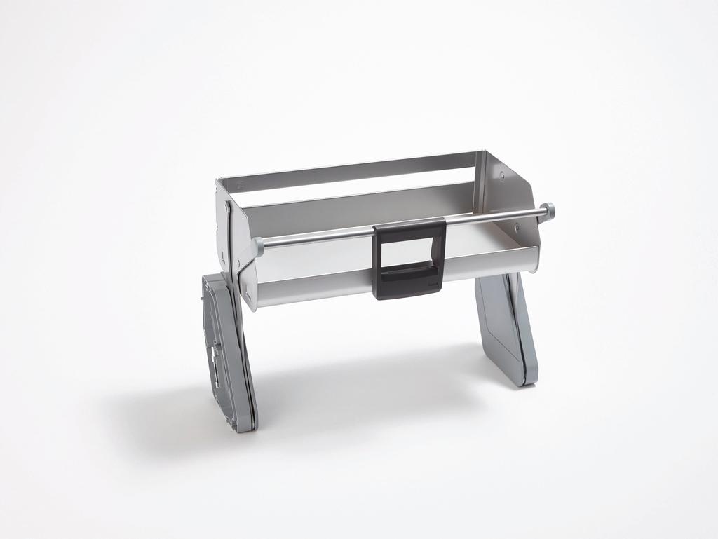 iMove-Set Single Tray, Liftbeschlag, für 600er Schrank, B 562 mm