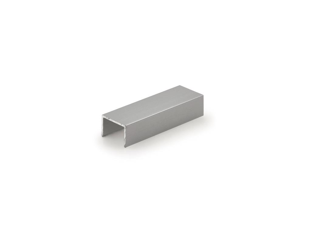 Modify Clip, Systembaustein, Aluminium eloxiert