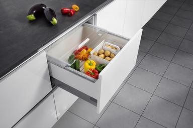 Pantry-Box, die Lebensmittelschublade