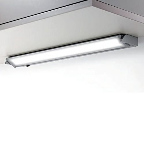 Giro, Unterboden-/Nischenleuchte, silberfarbig, L 575 mm, 13 W